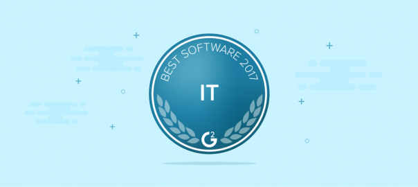 G2 Crowd Best Software for IT Teams