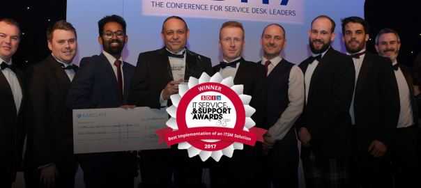 Freshservice Wins the Best Implementation Award at SDI17 With Western Sussex Hospitals NHS Foundation Trust