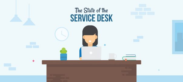 The State of the Service Desk: A Refreshing Customer Perspective to ITSM