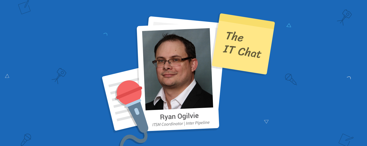 IT Chat Support Team - Ryan-Ogilvie