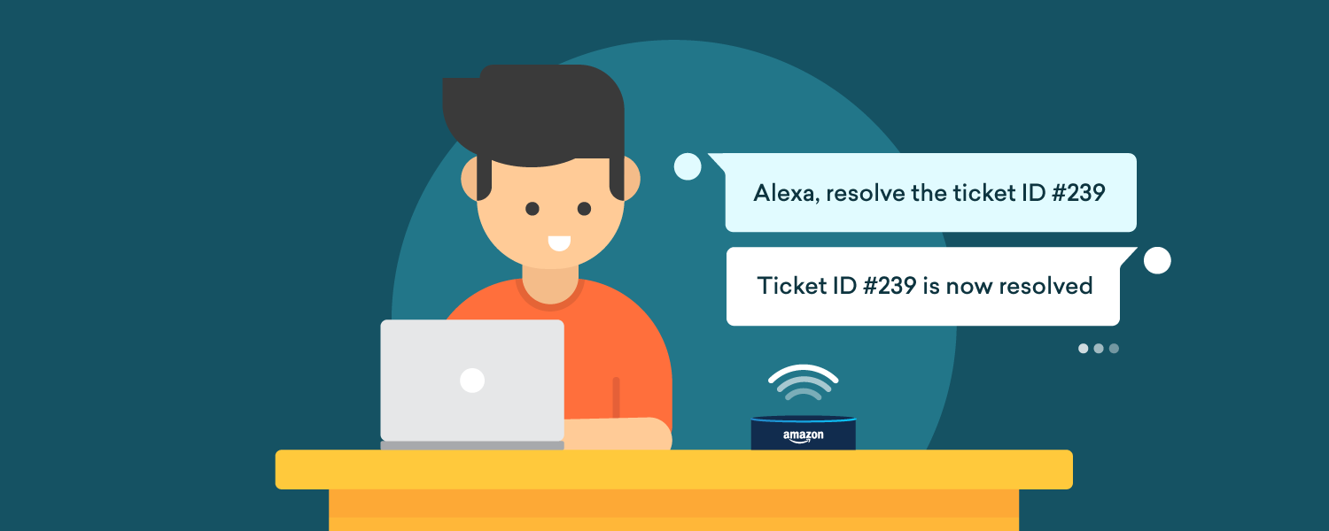 Alexa Service Management Skill for IT folks