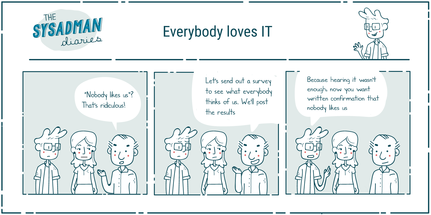 World-class ITSM - Everyone should love the IT guy!