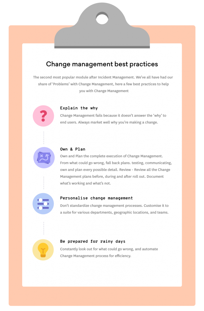 ITSMChangeManagementBestPractices