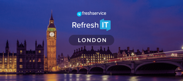What We Learned at RefreshIT UK 2018