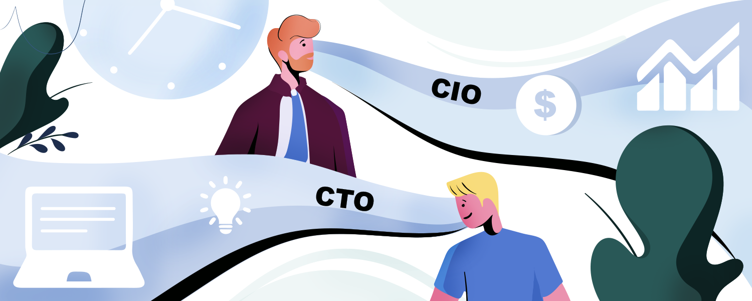 CIO vs CTO