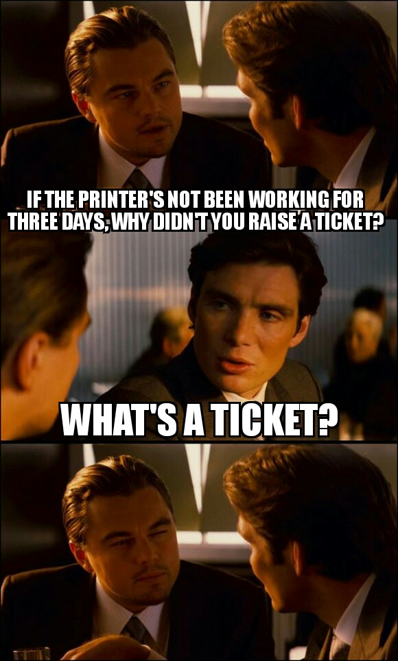 it-memes-printer-issue