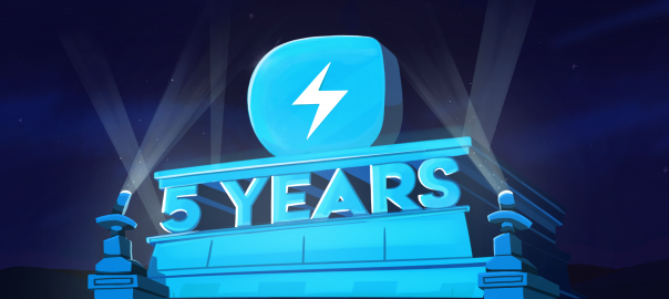 Freshservice is 5 Years Strong!