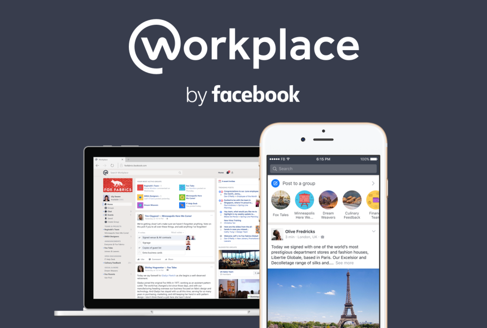 Workplace by Facebook employee engagement strategies blog