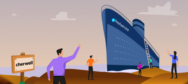 Stranded with Cherwell? Migrate seamlessly to Freshservice