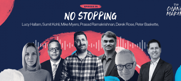 No Stopping: Impactful Transformations Don't Have an End Point