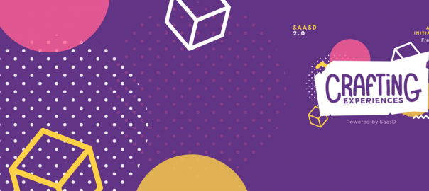 SaaSD 2.0 – Crafting experiences with design