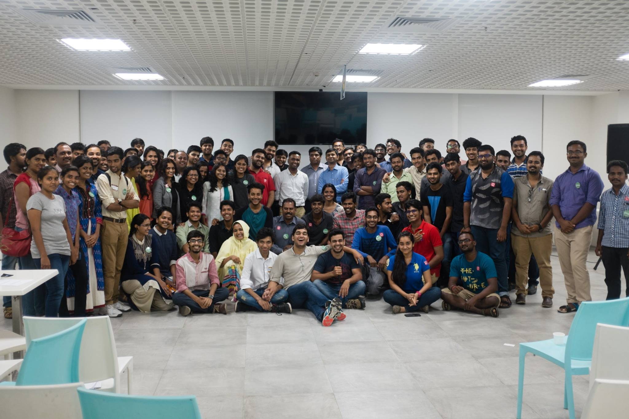Startup Weekend - The whole gang