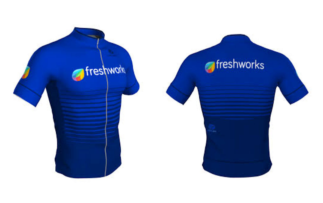 Designing the Freshworks Jersey for Trace