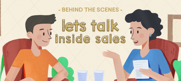 Behind the Scenes: Let's talk Inside Sales (Part 1)
