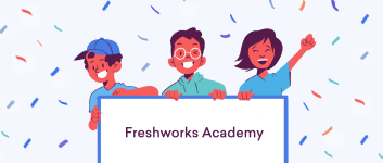 Join Freshworks Academy – our training and customer experience community