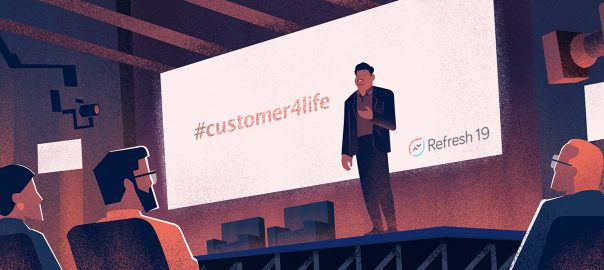 Refresh 19 : Unveiling the future of customer engagement