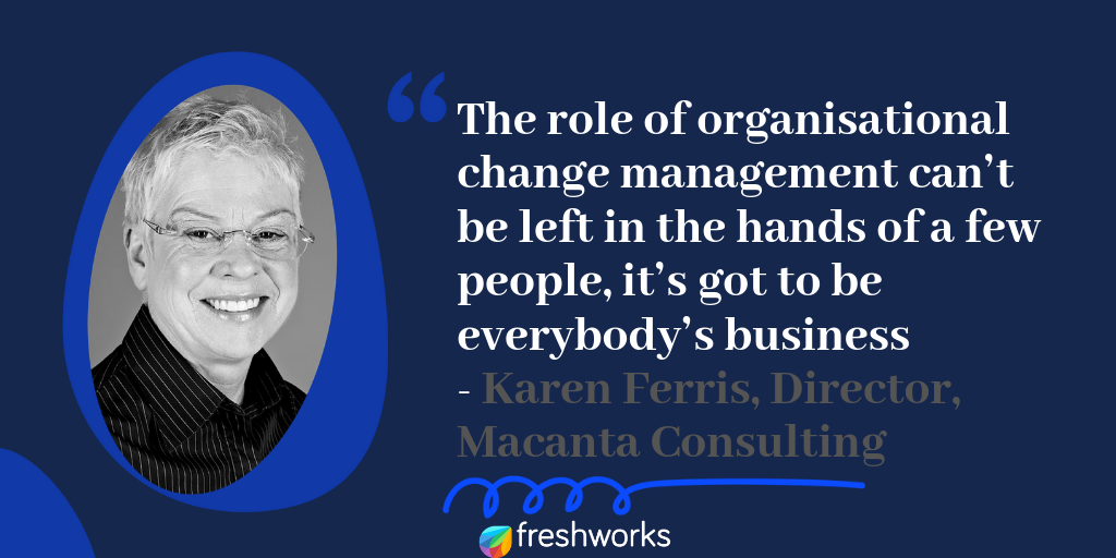 Uncomplicate by Freshworks with Karen Ferris of Macanta Consulting