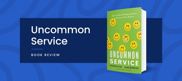 Uncommon Service – A Book Review