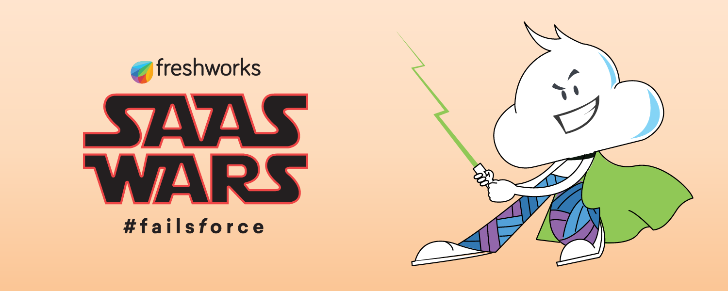 #failsforce - the SaaS War begins