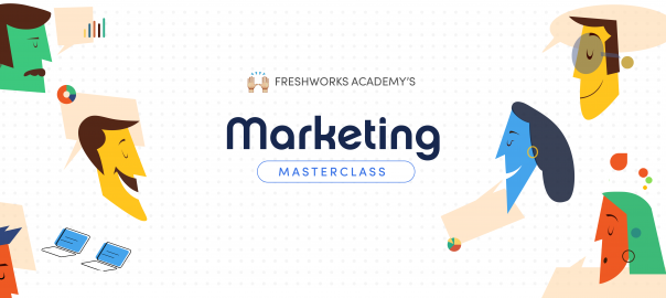 Marketing Masterclass, a course for marketing leaders, by marketing leaders