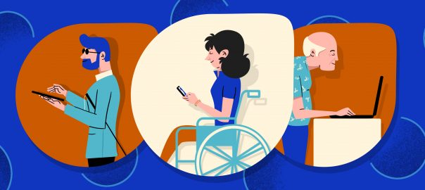 How we revamped our end-user portal for accessibility