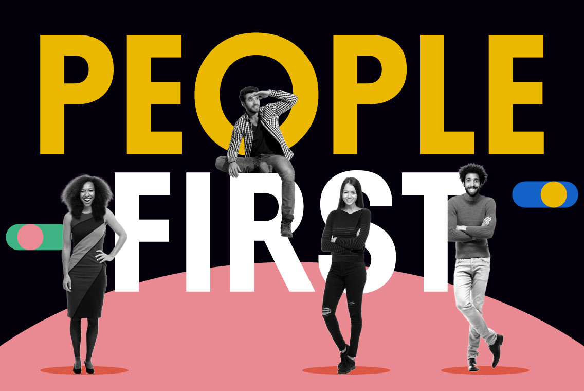 on festival people-first