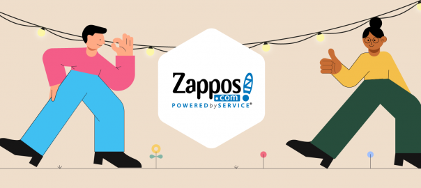 Unleashing the magic potion of Zappos' employee experience.