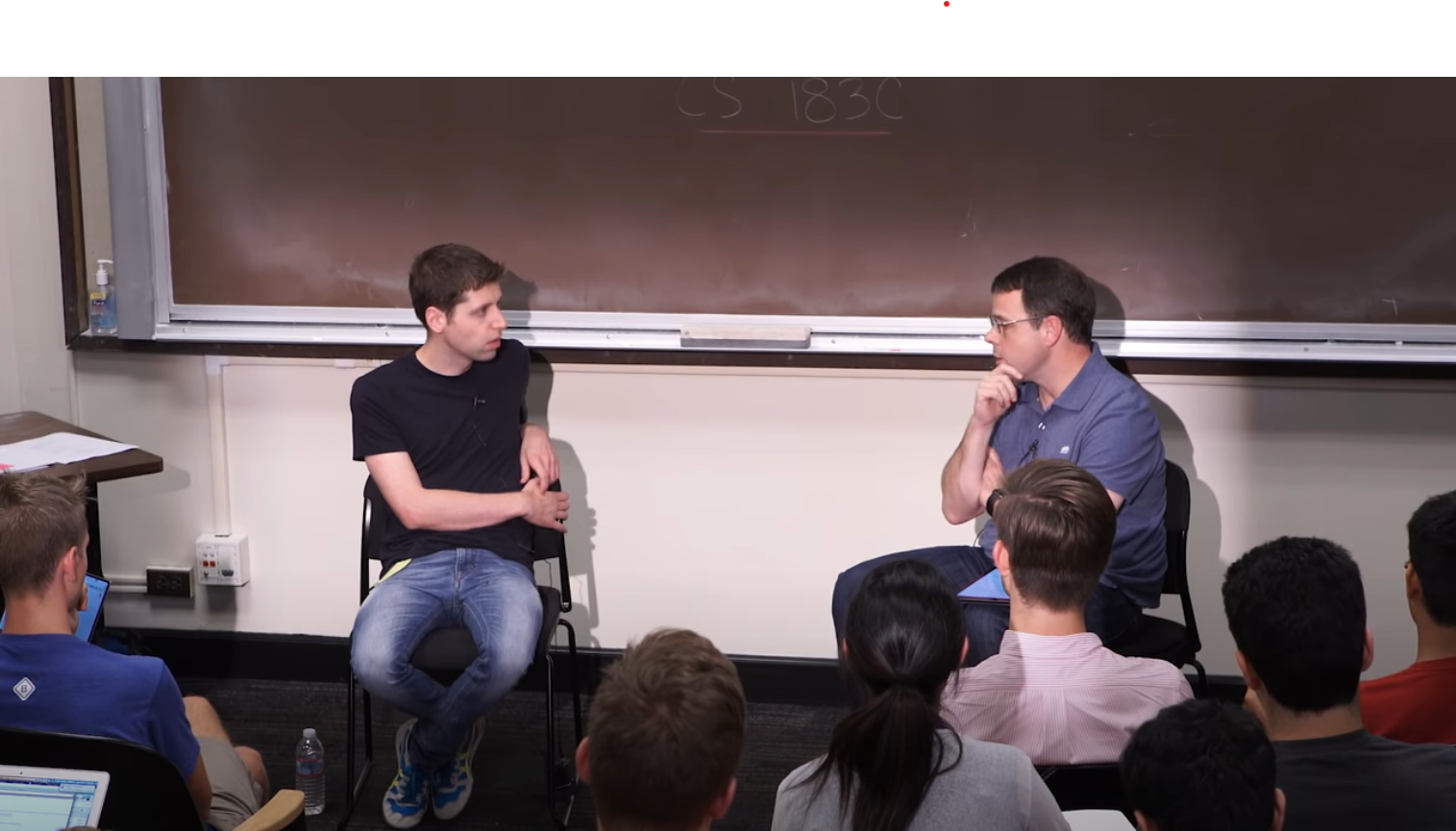 Sam Altman on Y Combinator, startups, founders, ideas and funding