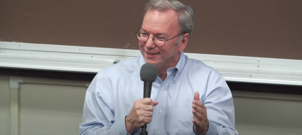 Eric Schmidt talks about what worked and what didn't while scaling up Google – Part II