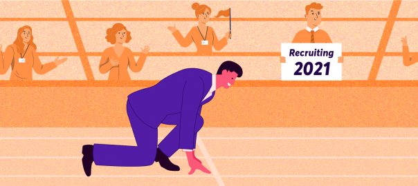 Top 3 recruiting secrets to succeed in the 2021 job market