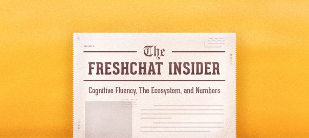 Introducing, The Freshchat Insider