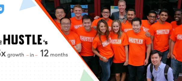 How The Hustle grew by 5x in 12 months to reach 550,000+ subscribers