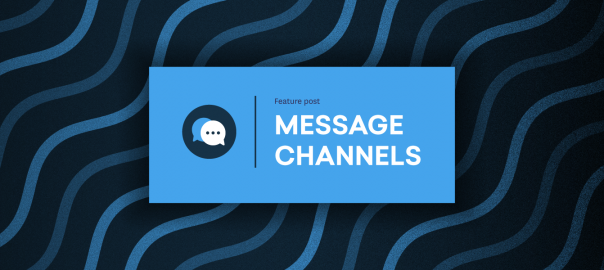 Redefine routing with Message Channels