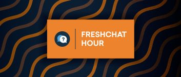 Knock knock… Who's there? It's #freshchathour — let the questions begin!