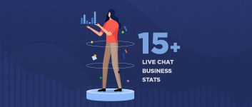 15+ live chat for business stats you will be surprised by