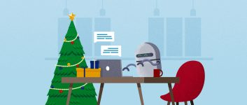 Customer Support Holiday Edition – How to handle customer support with no support agents?