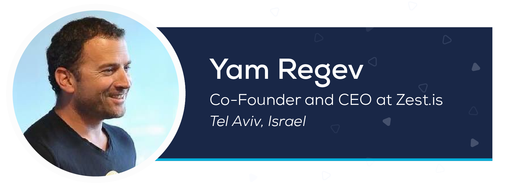 Yam Regev interview with Freshworks