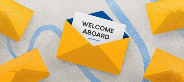 All you need to know about welcome emails with a list of welcome email template examples that we love!