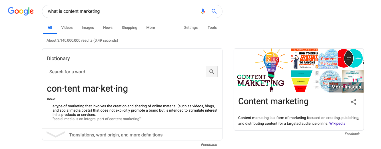 what is content marketing freshchat