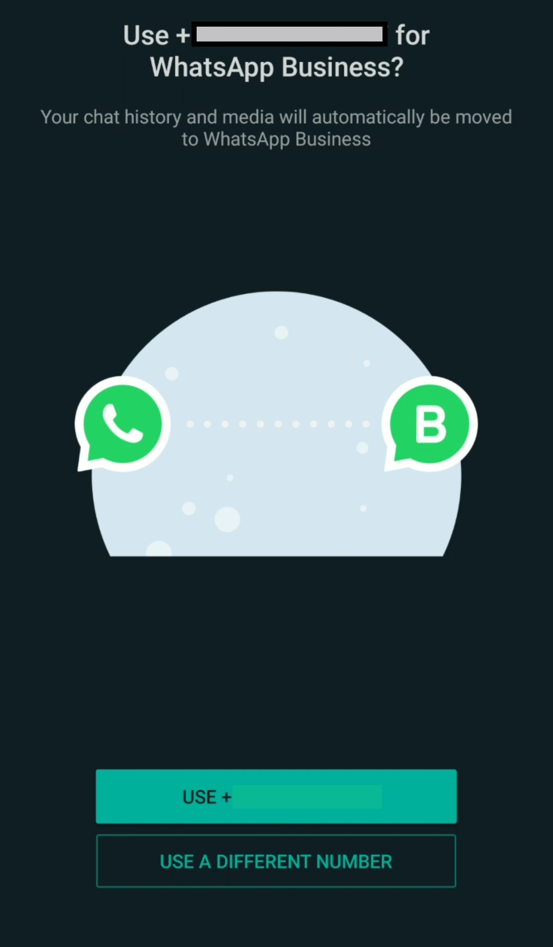 Migrate number to WhatsApp Business - Freshchat blog