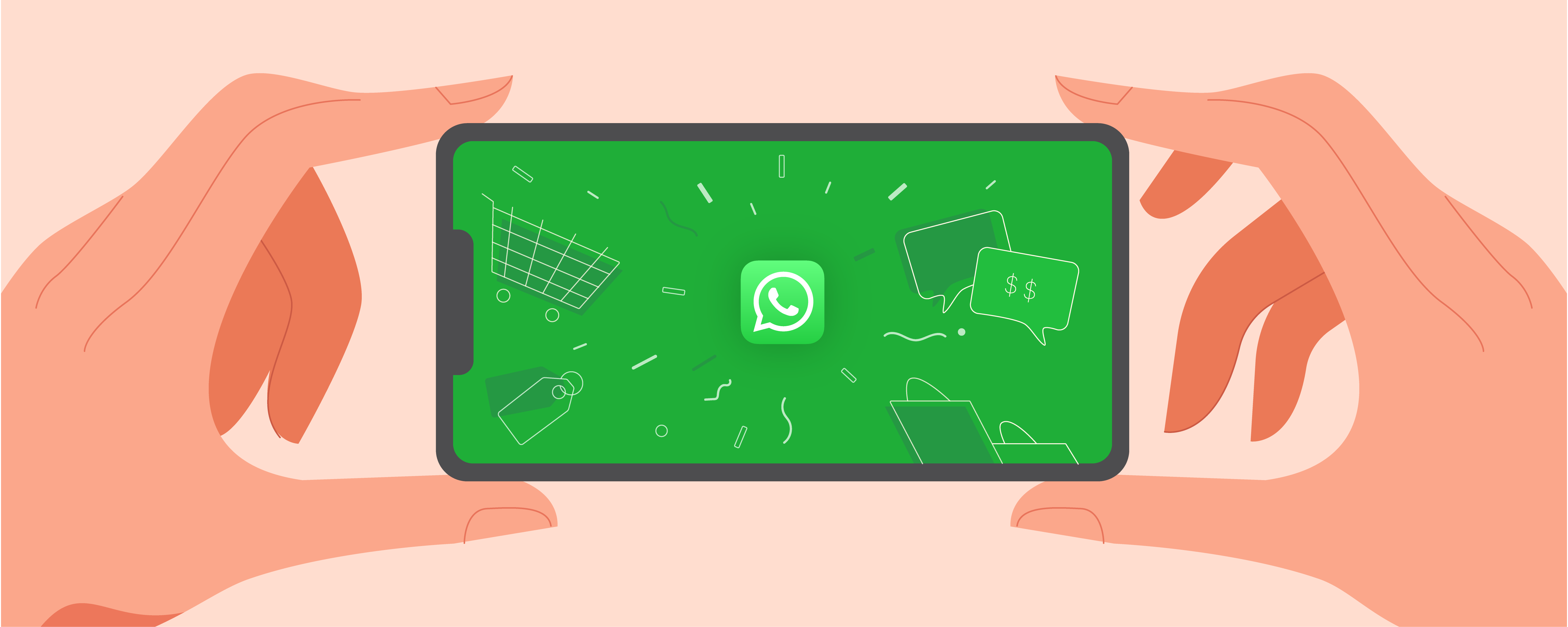 Build your eCommerce store on WhatsApp with Freshchat