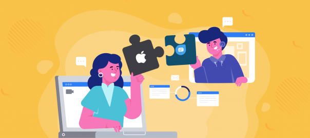 How to apply for Apple Business Chat and integrate it with Freshdesk Messaging