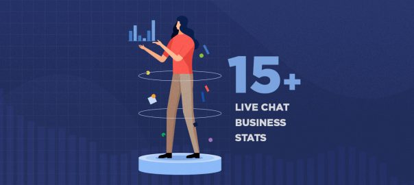 15+ Live Chat Statistics You Should Know in 2021