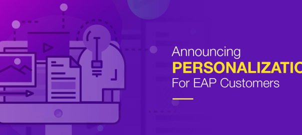 Let's get Personal: Introducing Personalization in Zarget