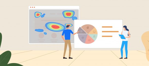 How to understand your website visitors better with heatmap segmentation?