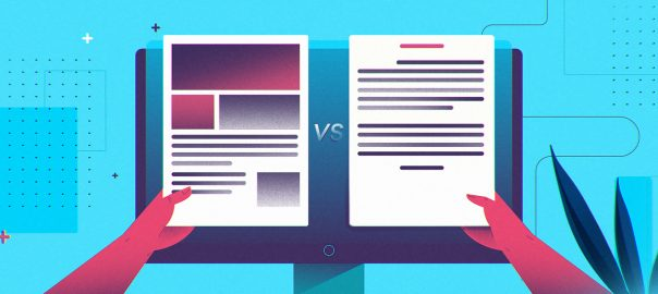 HTML or Plain-text: Which email works better for you?